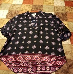2/$12  🤩Wishful Park 3/4 sleeve Blouse XL